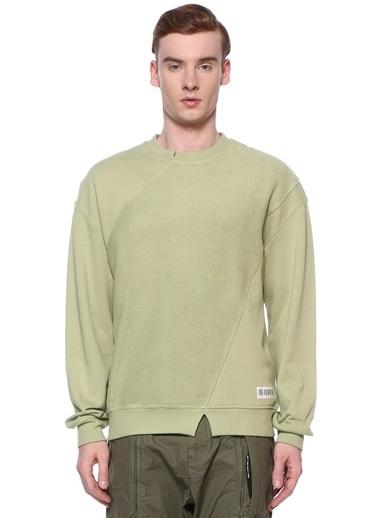 Mhrs Sweatshirt Yeşil